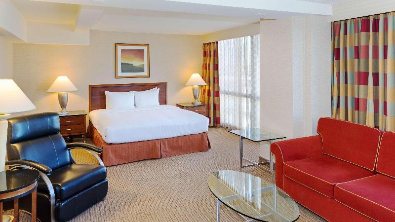 Room Hilton Chicago O\'hare Airport