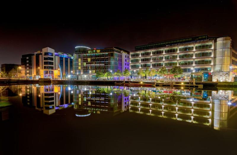 General view Clayton Hotel Cork City