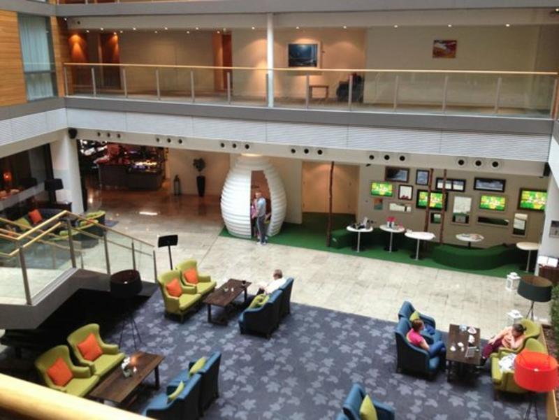 Lobby Clayton Hotel Cork City