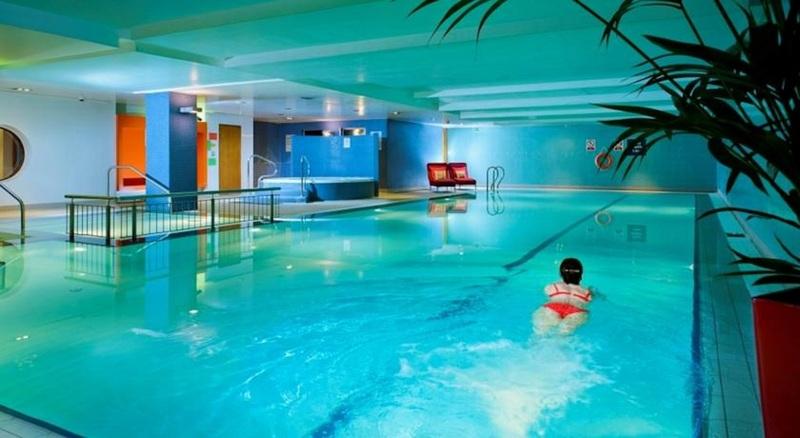 Pool Clayton Hotel Cork City