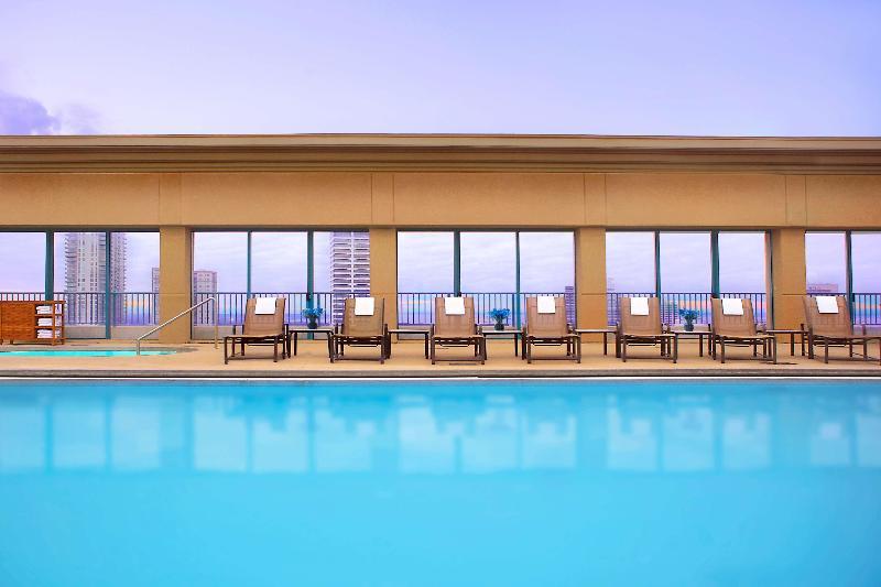 Pool Hyatt Regency Jacksonville