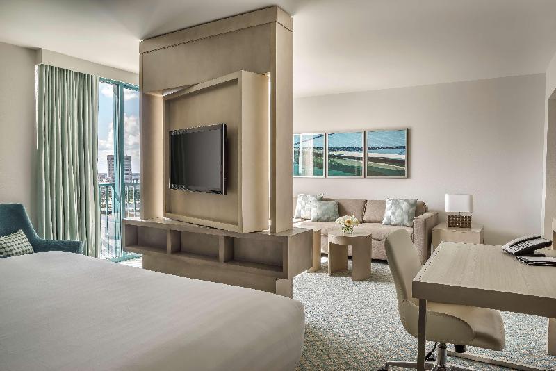 Room Hyatt Regency Jacksonville