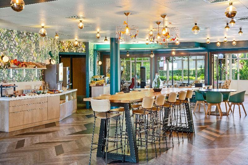 Restaurant Best Western Hotel Grand Parc Marne La Vallee