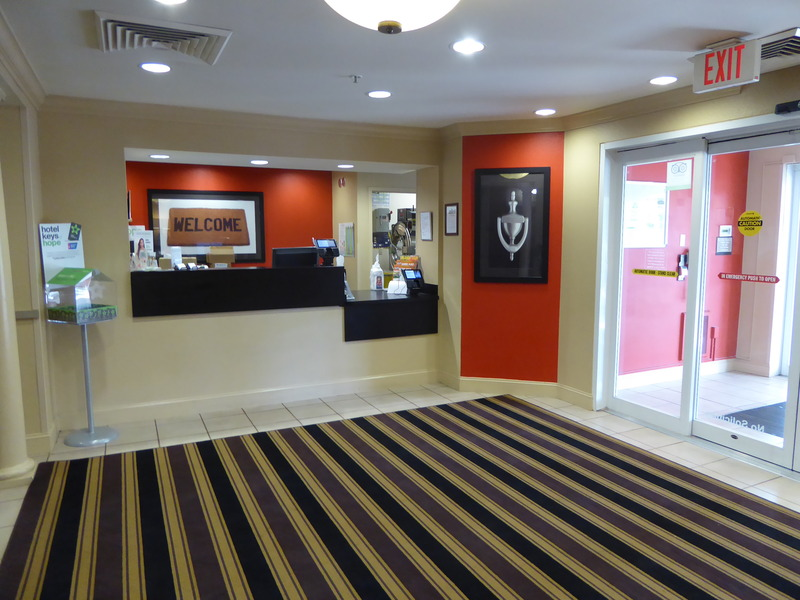 Lobby Extended Stay America-convention Ctr Westwood Bvld
