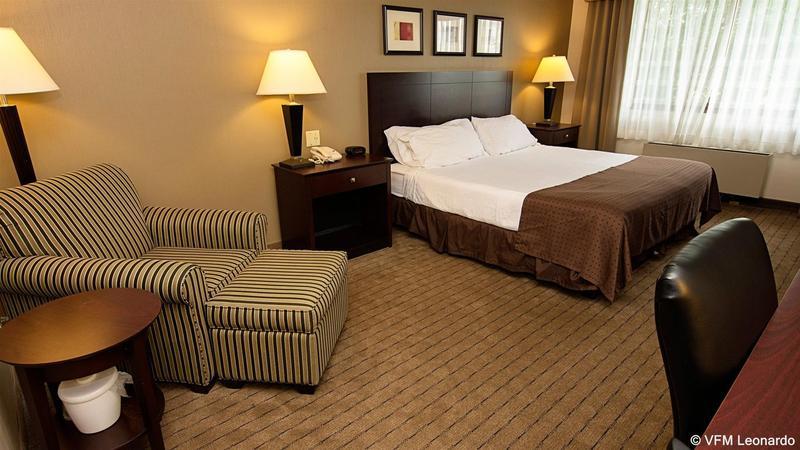 General view Holiday Inn Elmira-riverview