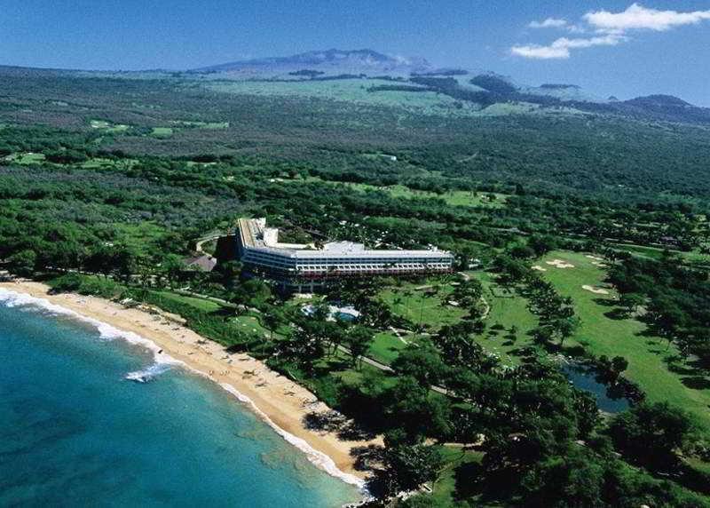 General view Makena Beach & Golf Resort