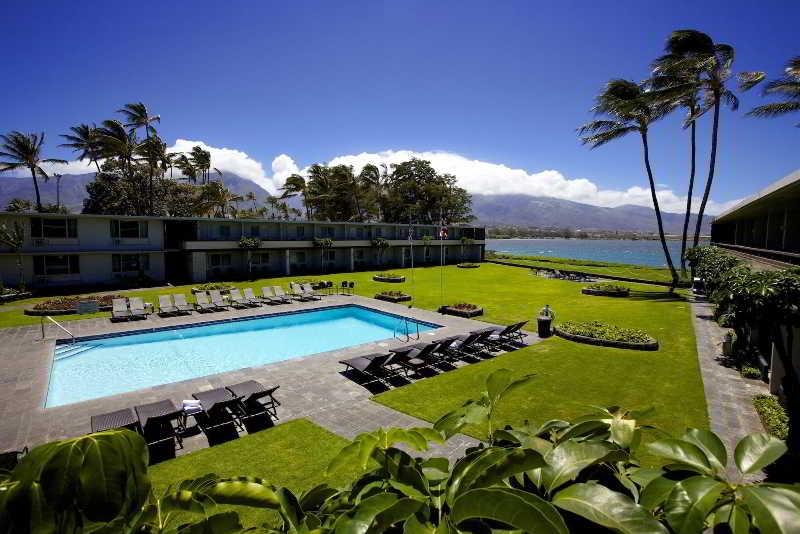 General view Maui Seaside Hotel