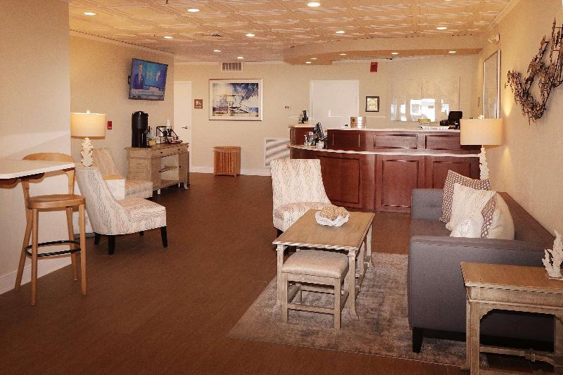 Lobby Best Western New Smyrna Beach Hotel & Suites