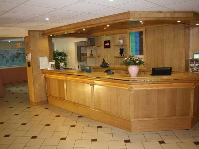 Lobby Comfort Aeroport Cdg