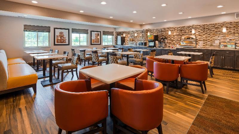 Restaurant Best Western Plus North Joliet
