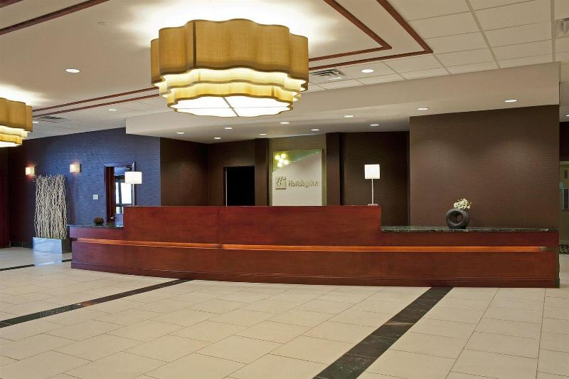 General view Holiday Inn Itasca (woodfield Area)