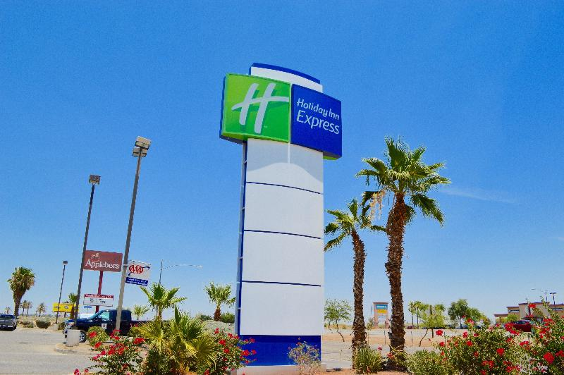 General view Holiday Inn Express Calexico