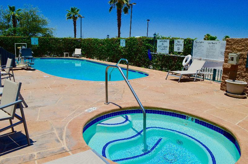 Lobby Holiday Inn Express Calexico