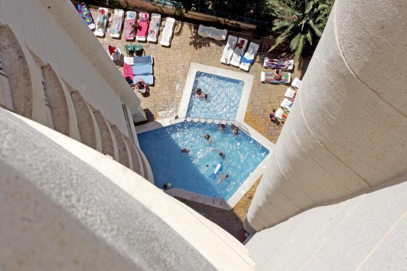 imagen de hotel Apartamentos Las Torres