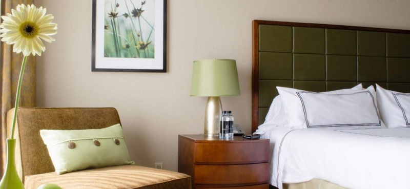 Room Pacific Gateway Hotel Vancouver Airport