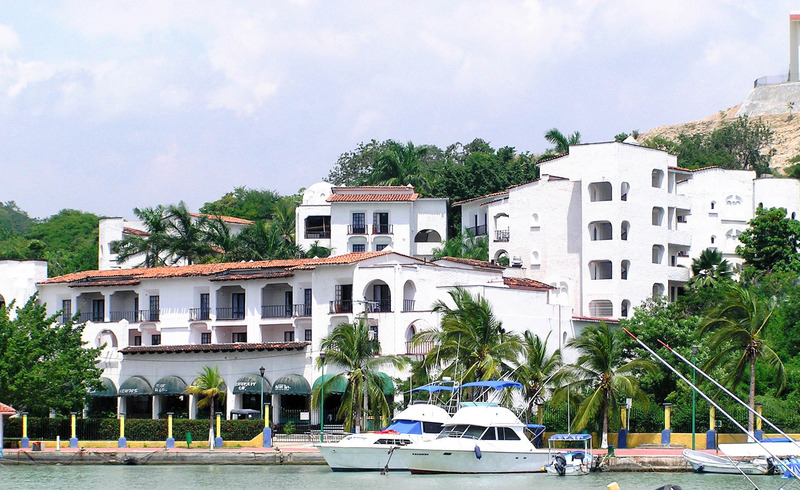 General view Marina Resort