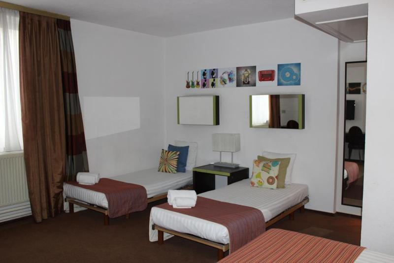 Room Floris Arlequin Grand Place