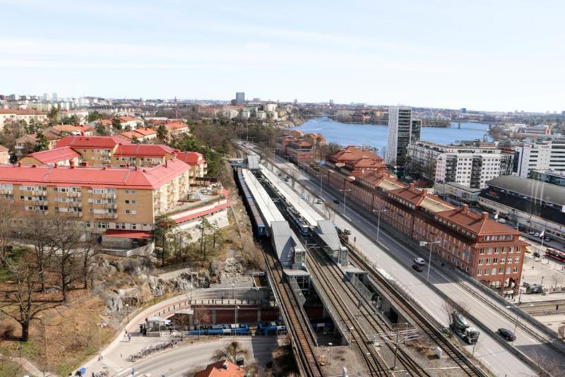 General view Stayat Stockholm Bromma