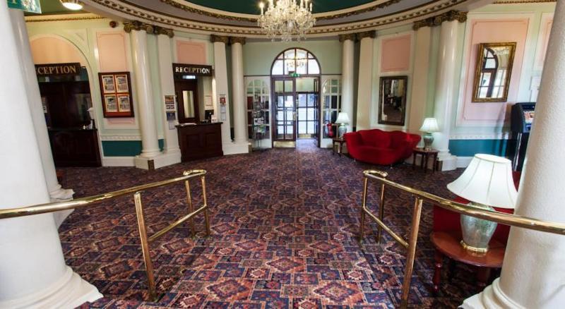 Lobby Grand Hotel Llandudno