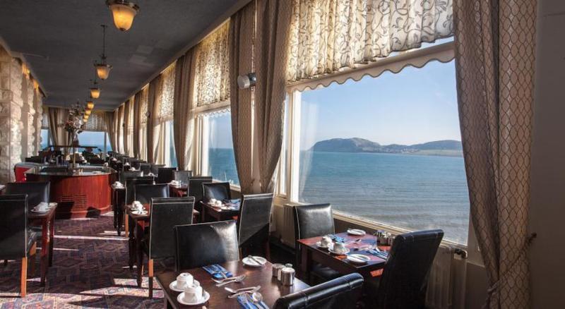 Restaurant Grand Hotel Llandudno