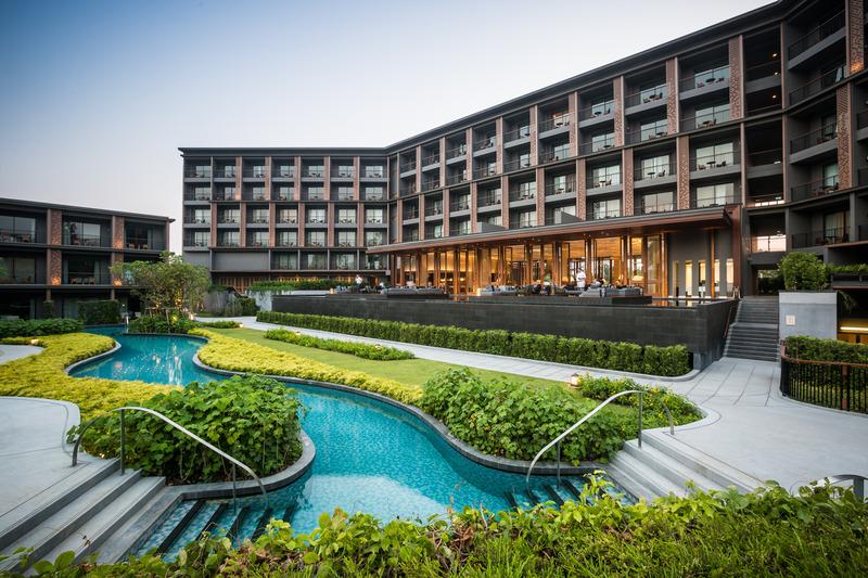 General view Hua Hin Marriott Resort & Spa