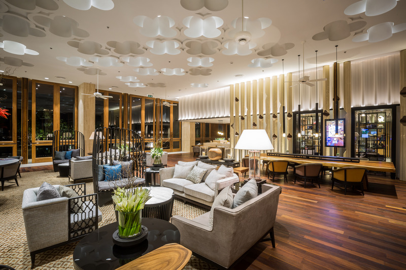 Lobby Hua Hin Marriott Resort & Spa