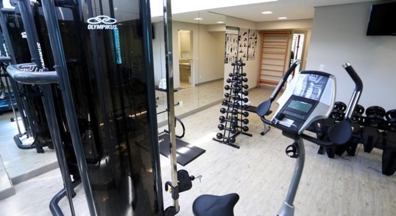 Sports and Entertainment Blue Tree Premium Florianopolis