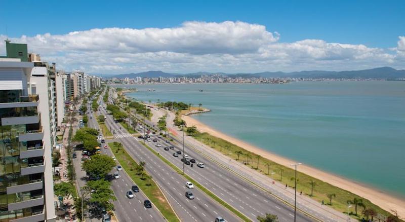 Beach Blue Tree Premium Florianopolis