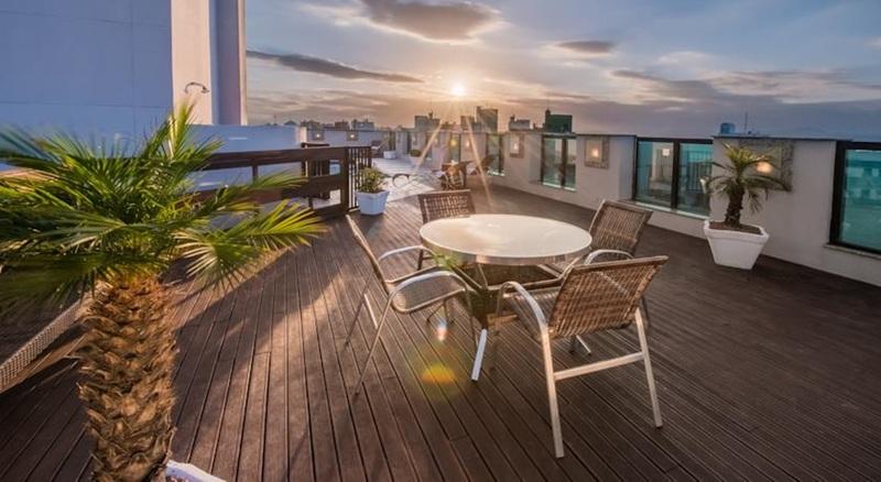 Terrace Blue Tree Premium Florianopolis