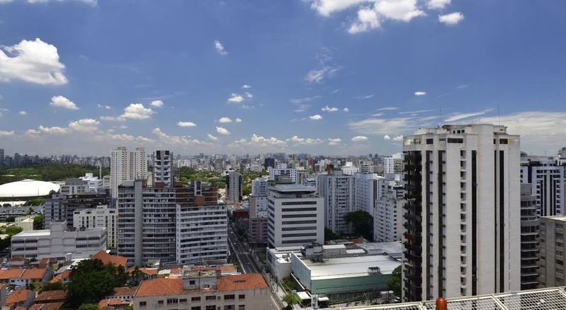 General view Pestana Sao Paulo