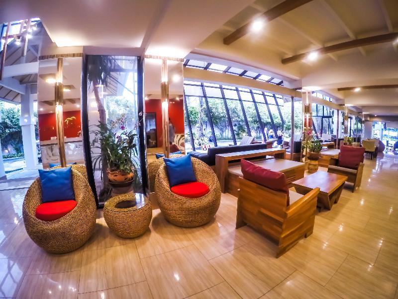 Lobby Natural Park Resort