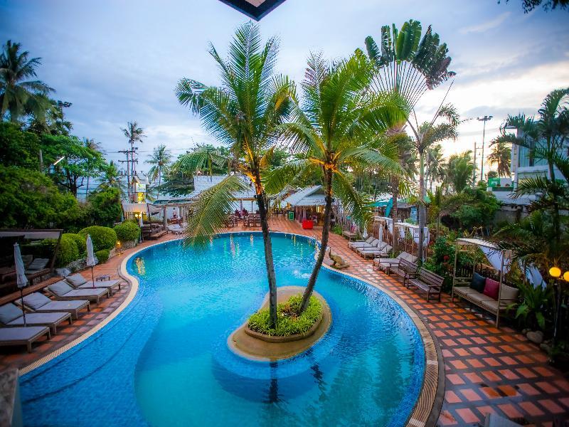 Pool Natural Park Resort