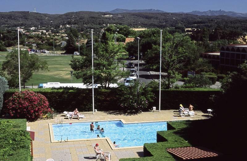 General view Citadines Aix Jas De Bouffan