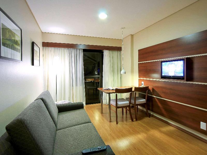 Room Mercure Curitiba Golden