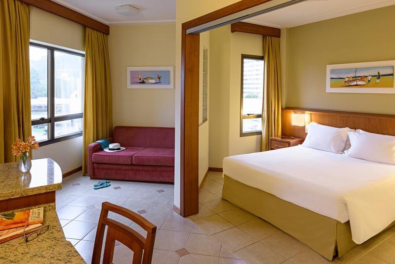 Room Mercure Florianopolis Convention