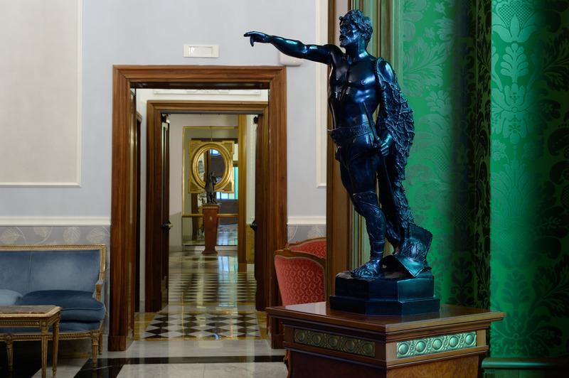 Lobby Giulio Cesare