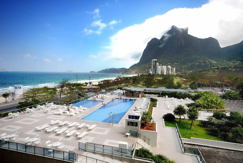 Sports and Entertainment Pullman Rio De Janeiro São Conrado