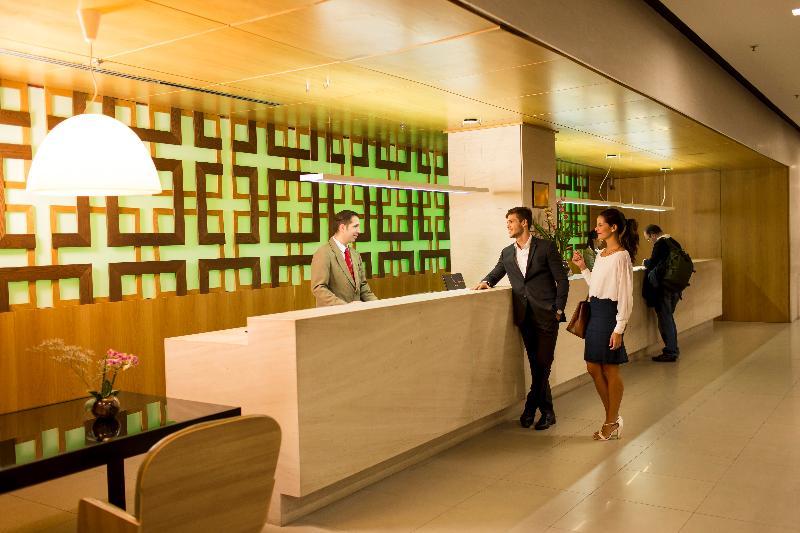 Lobby Pullman Rio De Janeiro São Conrado