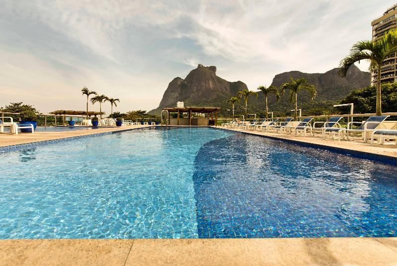 Pool Pullman Rio De Janeiro São Conrado