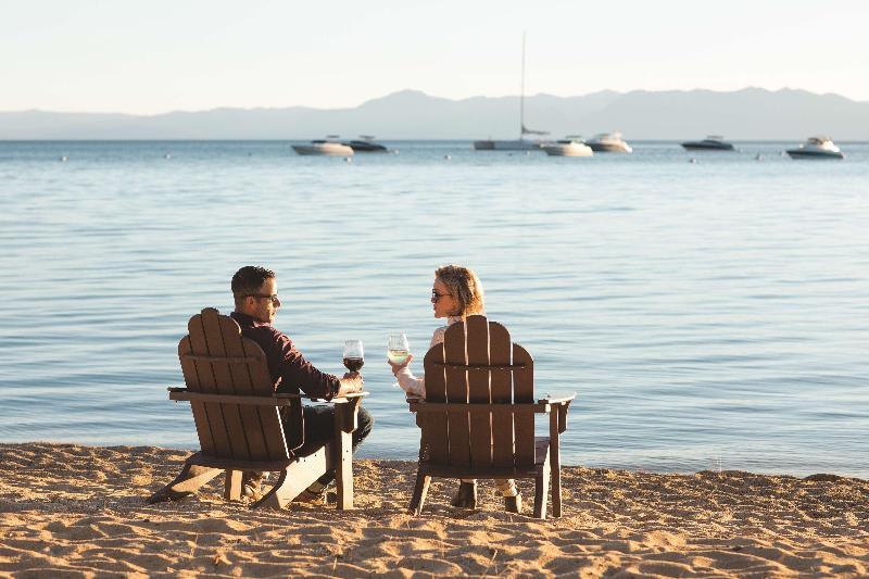 Beach Hyatt Regency Lake Tahoe