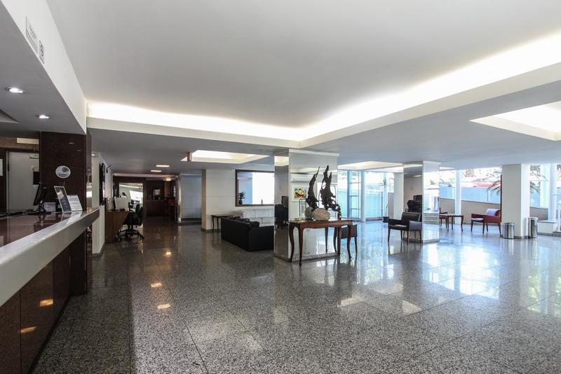 Lobby Castelmar Hotel