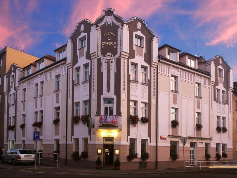 General view U Divadla