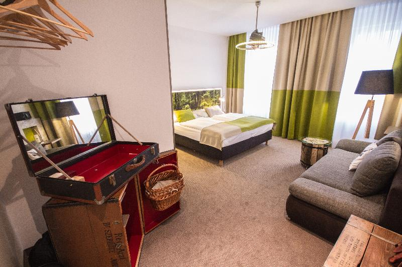 Room Boutiquehotel Stadthalle