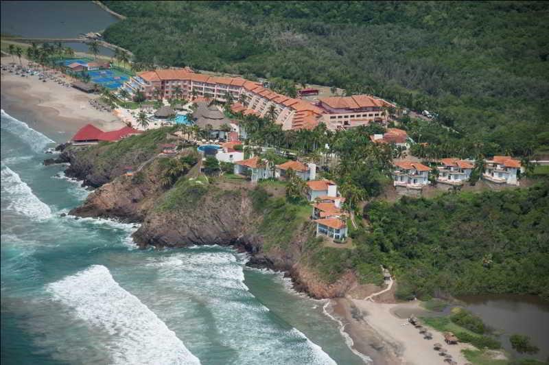 General view Punta Serena