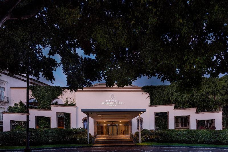 General view Presidente Intercontinental Puebla