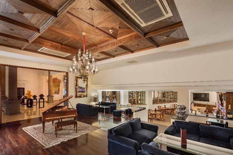 Bar Presidente Intercontinental Puebla