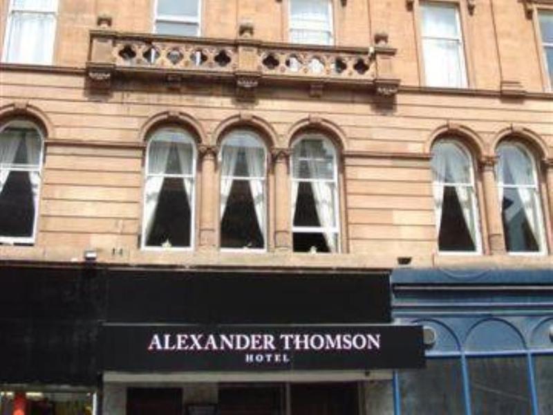 General view Alexander Thomson Hotel