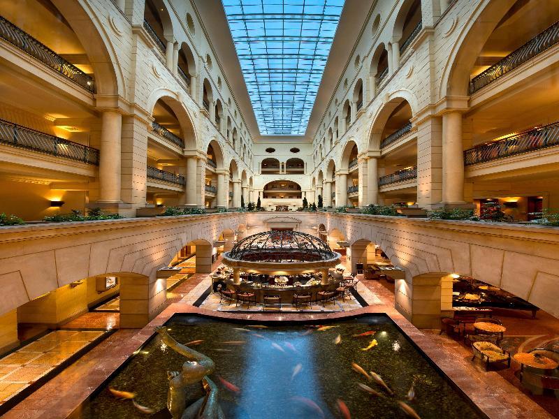 Lobby The Michelangelo Hotel