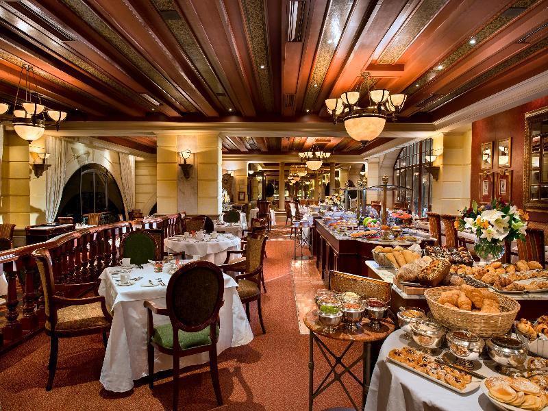 Restaurant The Michelangelo Hotel