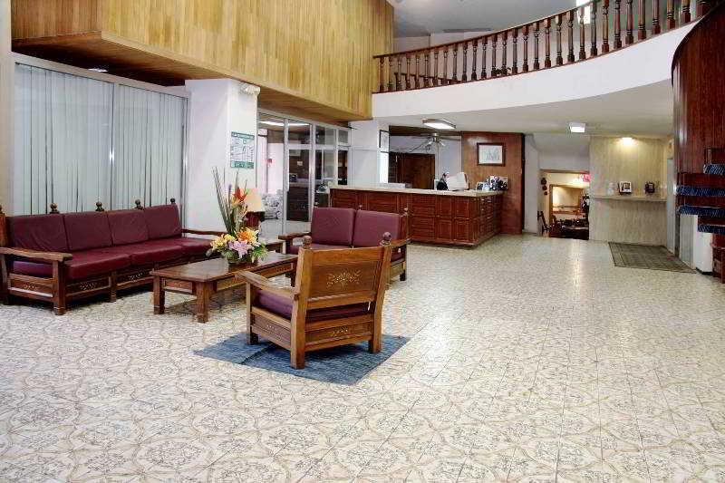 Lobby San Jorge